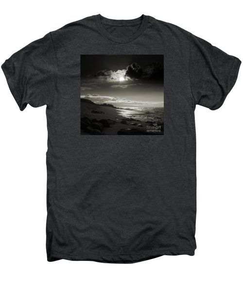 Earth Song Men's Premium T-Shirt by Sharon Mau