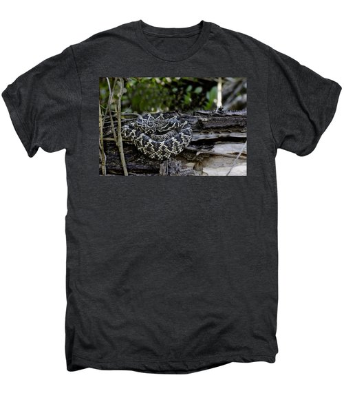 Eastern Diamondback-2 Men's Premium T-Shirt