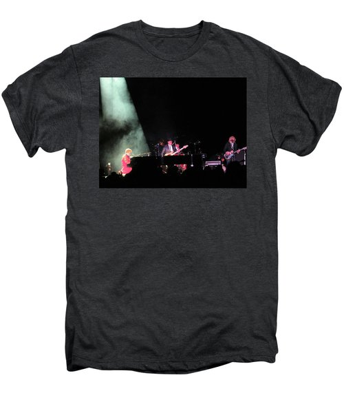 Elton And Band Men's Premium T-Shirt by Aaron Martens
