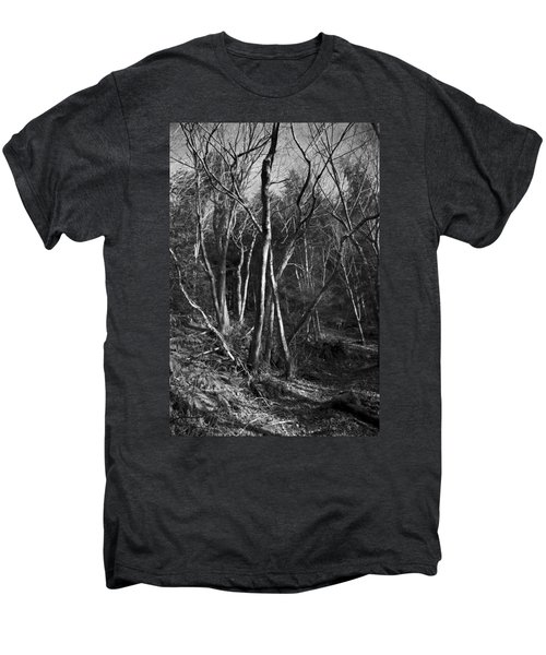 Men's Premium T-Shirt featuring the photograph Enchanted Forest by Yulia Kazansky