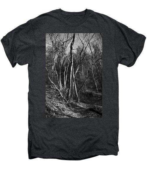 Enchanted Forest Men's Premium T-Shirt by Yulia Kazansky