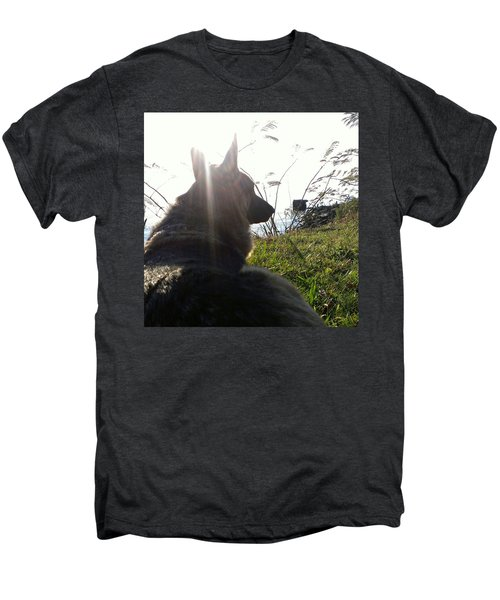 Enjoying The Day Men's Premium T-Shirt