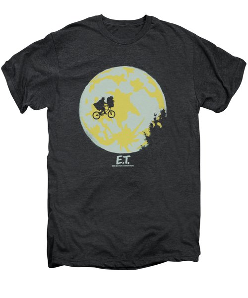 Et - In The Moon Men's Premium T-Shirt by Brand A