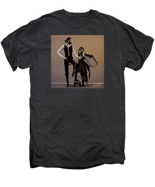 Fleetwood Mac Rumours Men's Premium T-Shirt by Paul Meijering