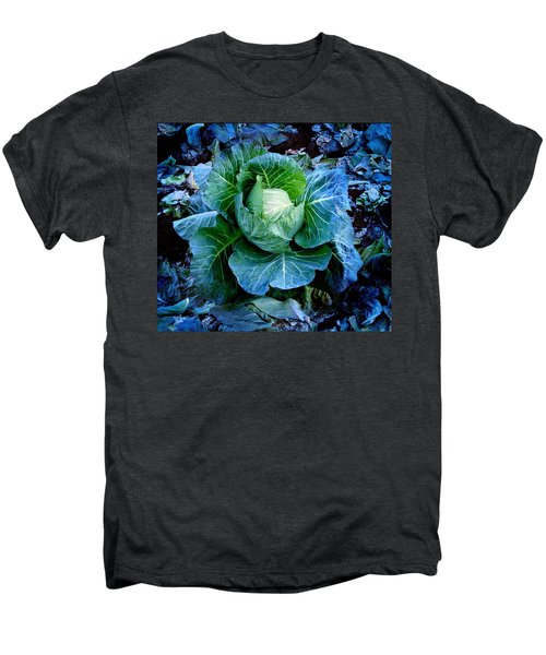 Flower Men's Premium T-Shirt by Julian Cook