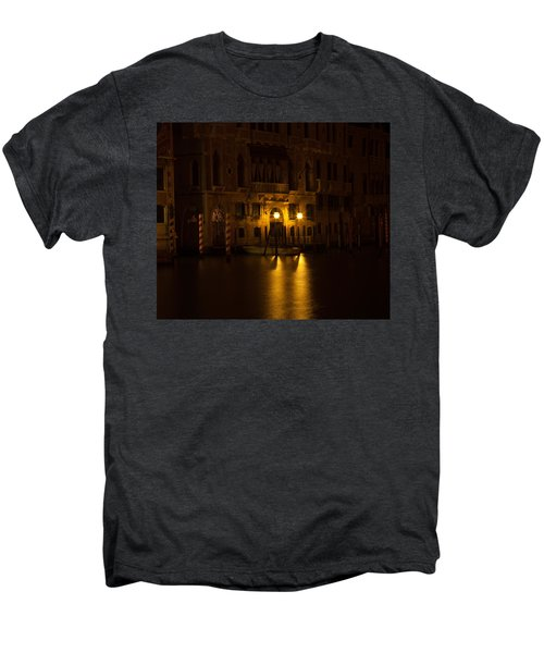 Follow Me Across The Water And Time Men's Premium T-Shirt by Alex Lapidus