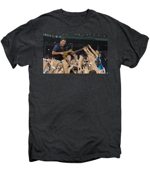 Frenzy At Fenway Men's Premium T-Shirt