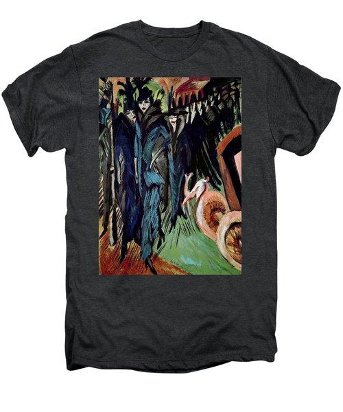 Friedrichstrasse Men's Premium T-Shirt