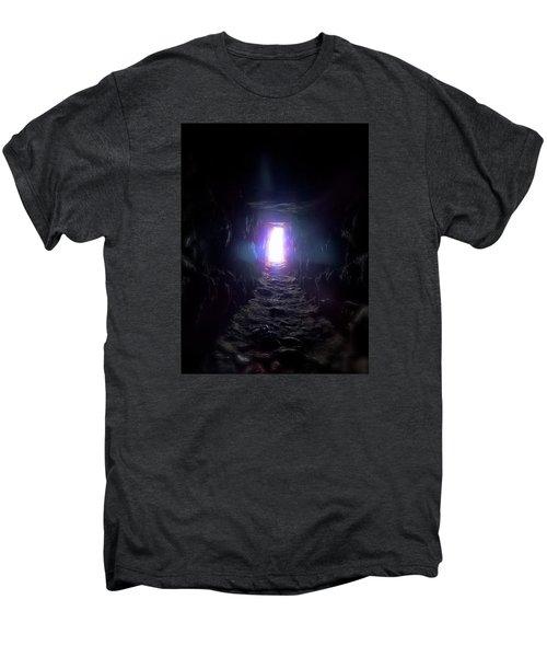 From Dark To Bright Men's Premium T-Shirt