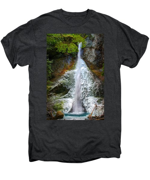 Frozen Marymere Falls Men's Premium T-Shirt