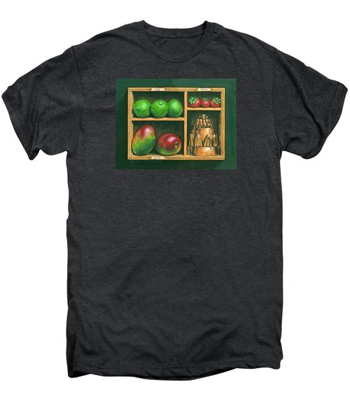 Fruit Shelf Men's Premium T-Shirt by Brian James
