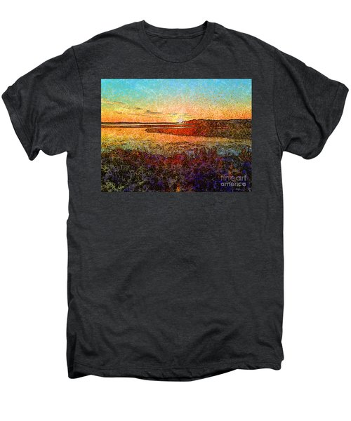 Georgian Bay Sunset Men's Premium T-Shirt