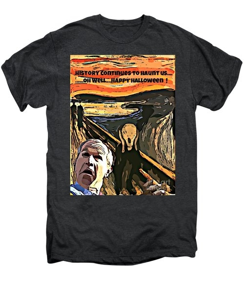 Ghosts Of The Past Men's Premium T-Shirt by John Malone