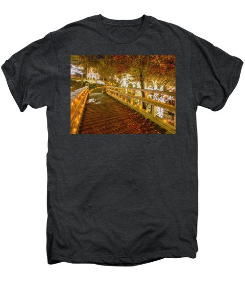 Golden Bridge Men's Premium T-Shirt