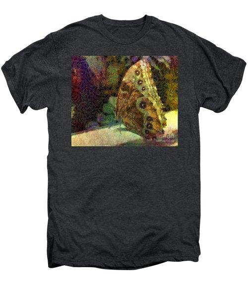 Golden Butterfly Men's Premium T-Shirt