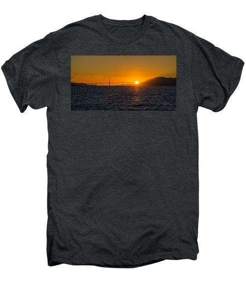 Golden Gate Bridge Men's Premium T-Shirt
