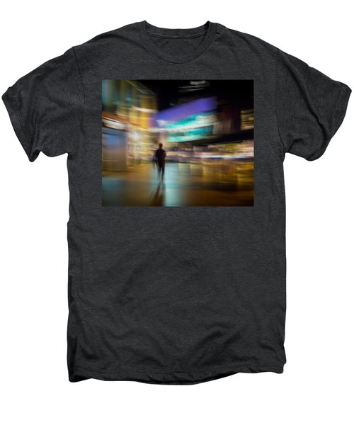 Men's Premium T-Shirt featuring the photograph Golden Temptations by Alex Lapidus