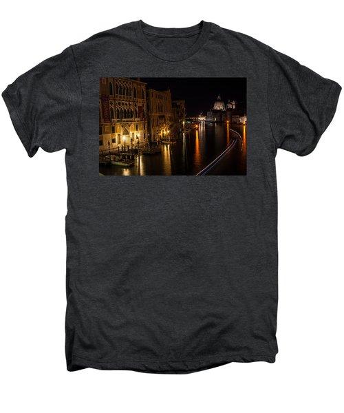 Men's Premium T-Shirt featuring the photograph Grand Finale by Alex Lapidus