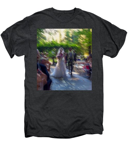 Men's Premium T-Shirt featuring the photograph Happily Ever After by Alex Lapidus
