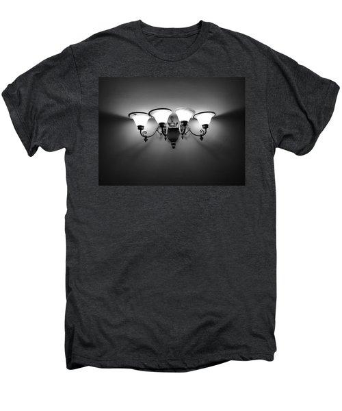 Harlem Sconce Men's Premium T-Shirt by H James Hoff