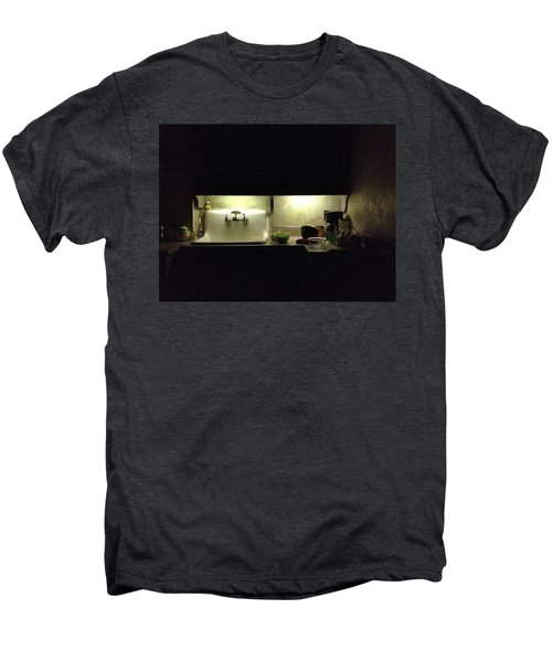 Harlem Sink Men's Premium T-Shirt by H James Hoff