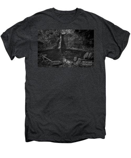 Hayden Swirls  Men's Premium T-Shirt by James Dean
