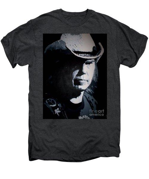 Heart Of Gold Men's Premium T-Shirt