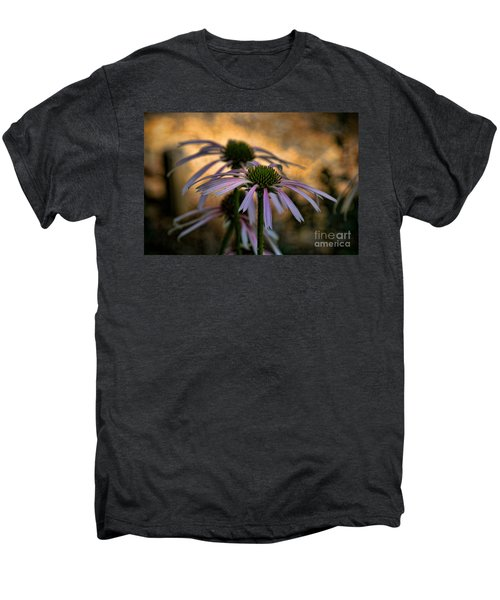 Hiding In The Shadows Men's Premium T-Shirt by Peggy Hughes