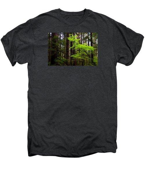 Highlight Men's Premium T-Shirt by Chad Dutson
