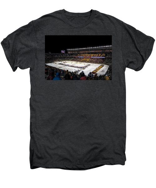 Hockey City Classic Men's Premium T-Shirt by Tom Gort