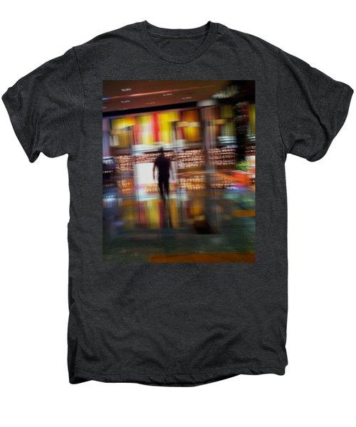 Men's Premium T-Shirt featuring the photograph Hunter-gatherer by Alex Lapidus
