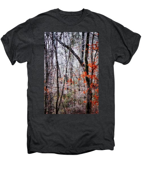 Ice Trees Men's Premium T-Shirt