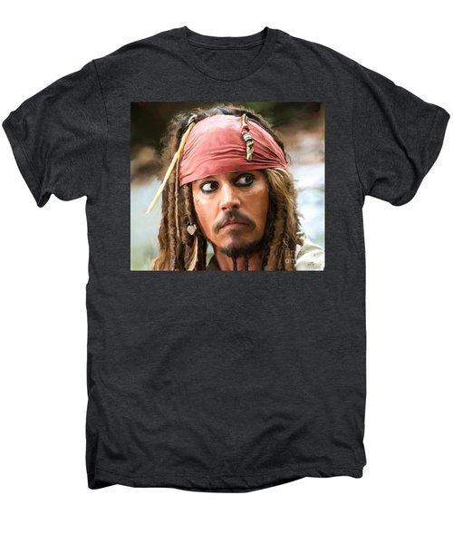 Jack Sparrow Men's Premium T-Shirt