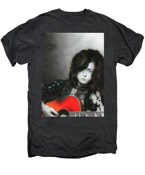 Jimmy Page Men's Premium T-Shirt