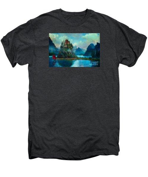 Journeys End Men's Premium T-Shirt by Aimee Stewart