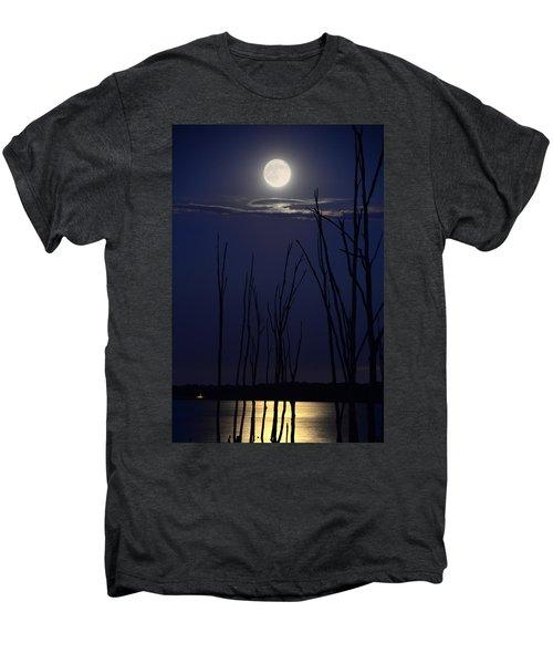 July 2014 Super Moon Men's Premium T-Shirt