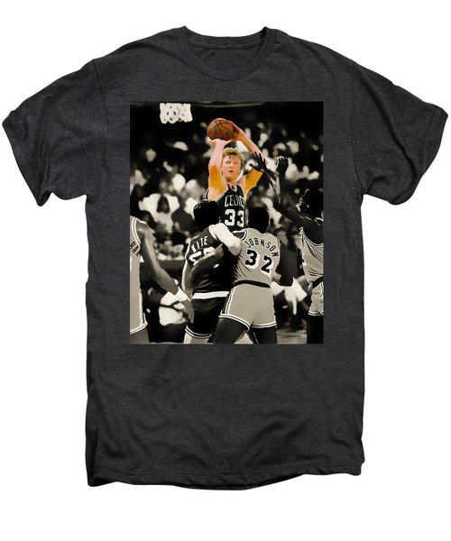 Larry Bird Men's Premium T-Shirt