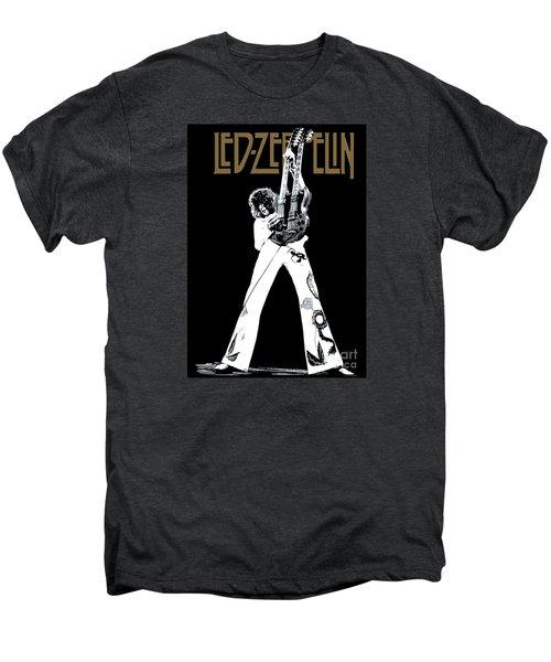 Led Zeppelin No.06 Men's Premium T-Shirt by Caio Caldas