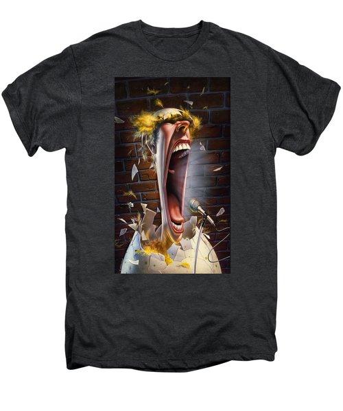 Leonard J. Waxdeck's 25th Annual Bird Calling Contest Men's Premium T-Shirt