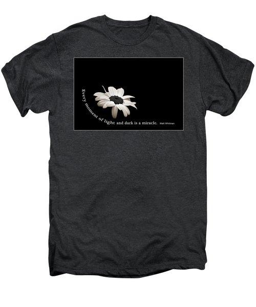 Light And Dark Inspirational Men's Premium T-Shirt by Bill Pevlor