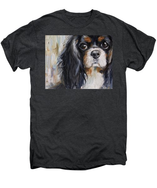 Love Men's Premium T-Shirt by Mary Sparrow
