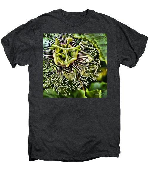 Mad Passion Men's Premium T-Shirt by Peggy Hughes
