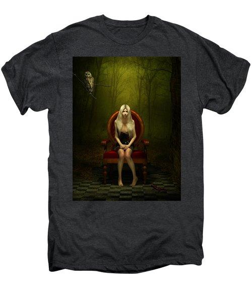Magical Red Chair Men's Premium T-Shirt
