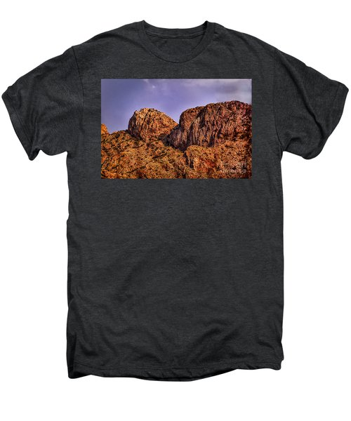 Men's Premium T-Shirt featuring the photograph Majestic 15 by Mark Myhaver
