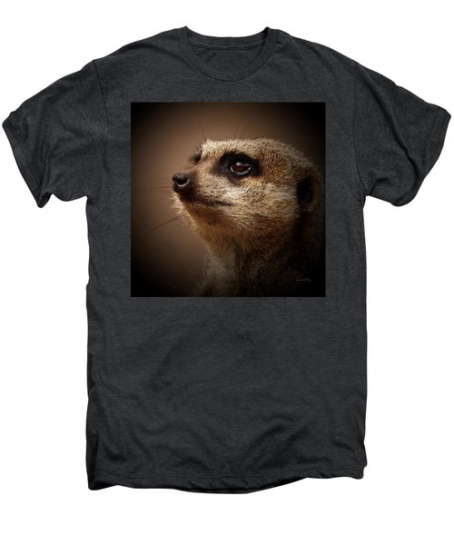 Meerkat 6 Men's Premium T-Shirt