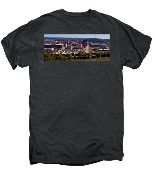 Mini Downtown Parkersburg Men's Premium T-Shirt