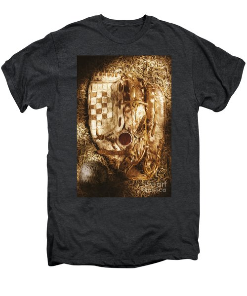 Mitts And Squiggles  Men's Premium T-Shirt