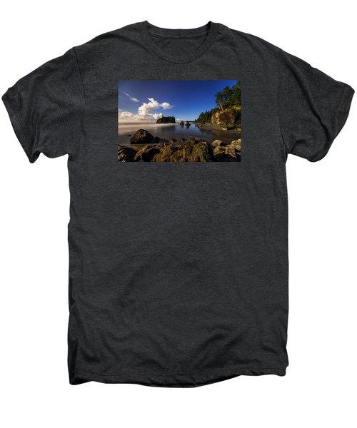 Moonlit Ruby Men's Premium T-Shirt by Chad Dutson