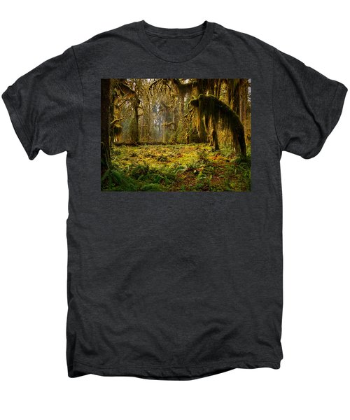 Mystical Forest Men's Premium T-Shirt