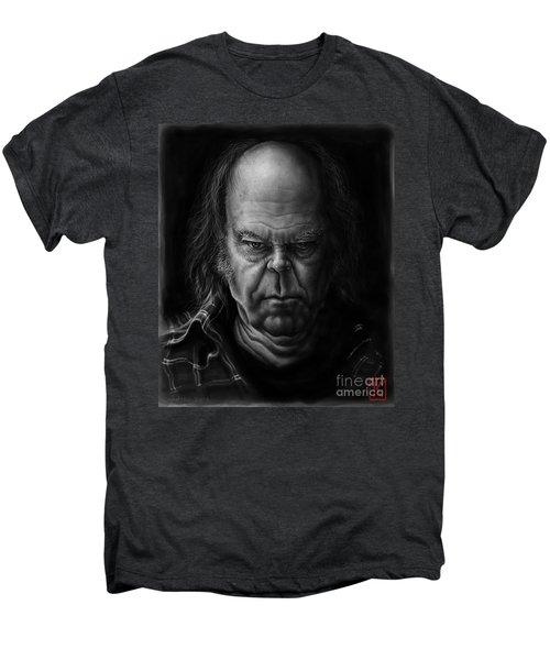 Neil Young Men's Premium T-Shirt